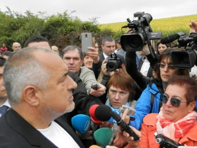 """До октомври-ноември 2020 г. трябва да е готов участъкът от АМ """"Хемус"""" между Белокопитово и Буховци"""
