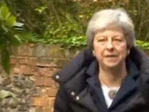 Британският премиер Тереза Мей смята да предложи на парламента подобрен