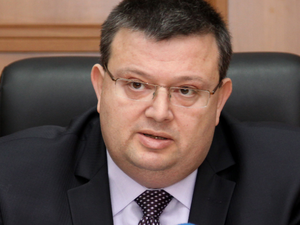Главният прокурор Сотир Цацаров подписа меморандум за разбирателство между Прокуратурата