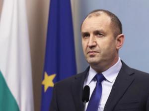 Президентът Румен Радев наложи вето на Закона за изменение и