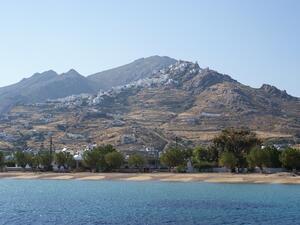 Плажът на остров Серифос Вагия ще стане първият плаж без