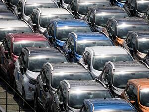 Повече от 735 000 автомобила са произведени в Турция през