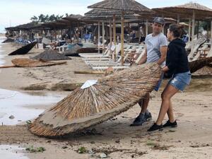 Тялото на възрастен рибар бе открито днес край западните брегове