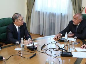 """""""България високо цени отношенията с Китайската народна република. Надяваме се"""