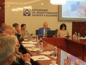 Министърът на енергетиката Теменужка Петкова участва в проведеното вчера заседание
