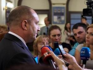 Президентът Румен Радев върна за ново обсъждане в парламента на