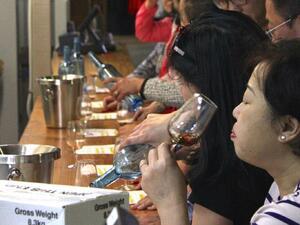 Между 2017 и 2018 г. лозята с винени сортове грозде