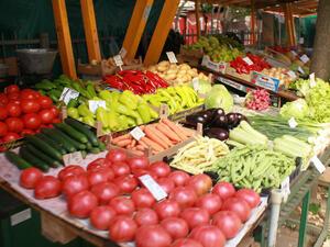 Монаси продават биопродукти