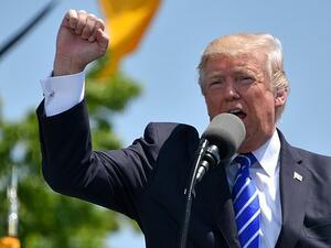 Снимка: Доналд Тръмп: Не съм развълнуван от силния долар