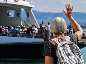 Снимка: Български туристи са блокирани на о. Самотраки и в Александруполис
