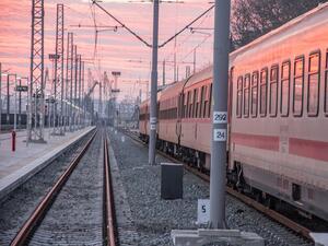 Снимка: Уникален локомотив ще пътува от София за Бургас