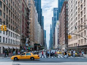 Ню Йорк продължава да бъде най-добрият търговски център в световен