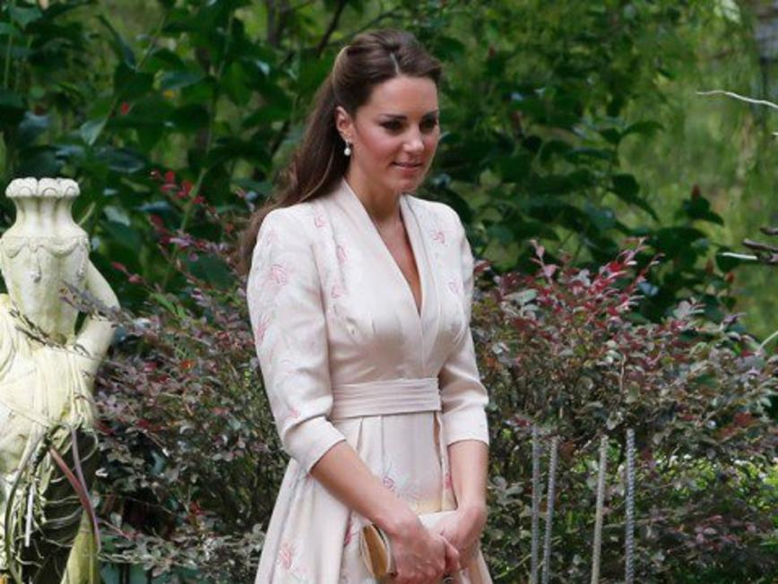 Каквото носи Кейт, все е най-хубавото