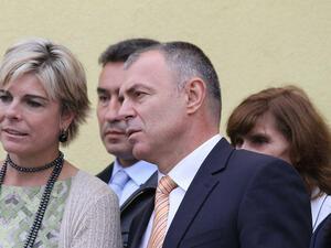 Сергей Игнатов и Лаурентин ван Оранйе