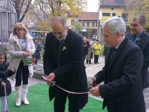 Обновена е детска градина в Трявна за 150 хил. лв.