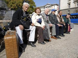 Увеличават с 10 лв. социалната пенсия