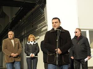 София вече разполага със завод за ремонт на метровлакове