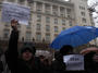 Учените отново се събраха на протест*