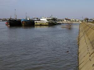 По Дунав мост I не могат да се движат коли над 10 тона