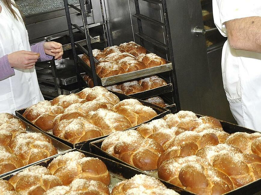 <p>Пекарна за козунаци в Хасково</p>