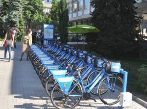 В Бургас изграждат станции за велосипеди под наем