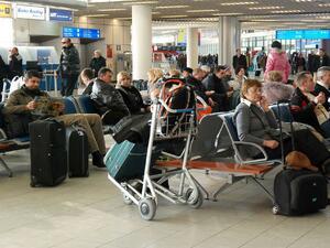 Изключителни мерки за сигурност на летището в Бургас
