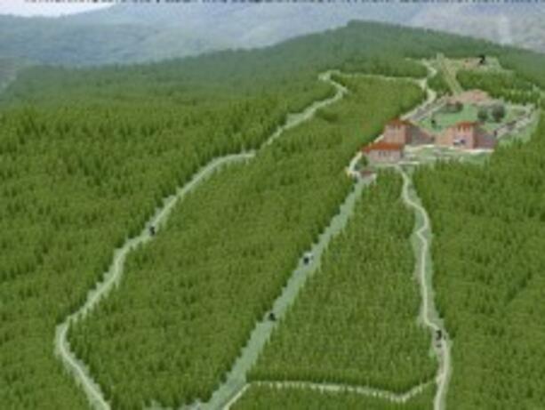С над 5 млн. лв. реставрират антична крепост край Самоков
