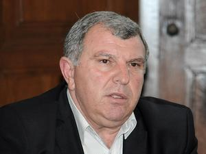 <p>Проф. Димитър Греков, министър на земеделието и храните</p>