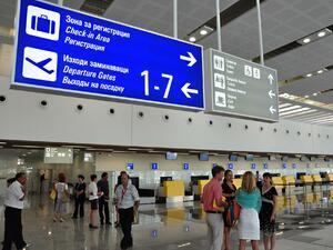 Нов терминал посреща пътниците на варненското летище