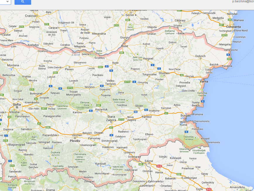 Посрещнете Google Map Maker в България