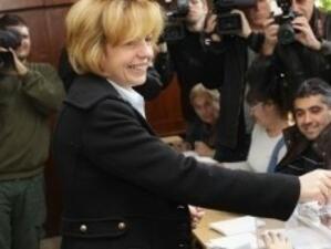 Съдът потвърди избора на Йорданка Фандъкова за кмет