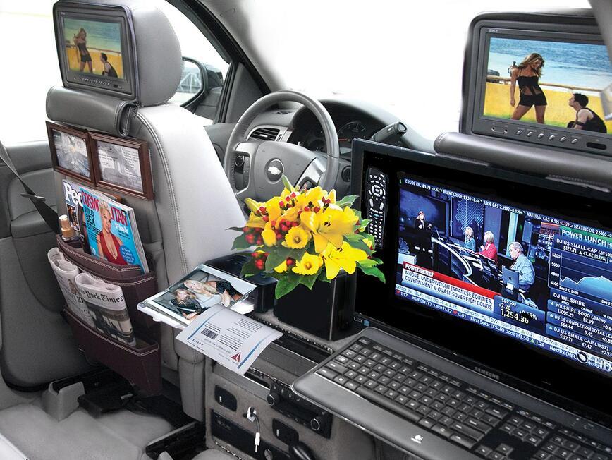 Хай-тек такси за маниаци