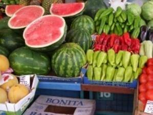 Нова схема подпомага групите производители на плодове и зеленчуци