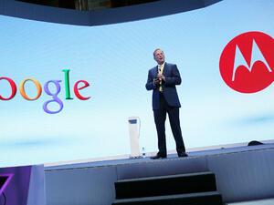 Google продаде Motorola на Lenovo за 2,9 млрд. долара