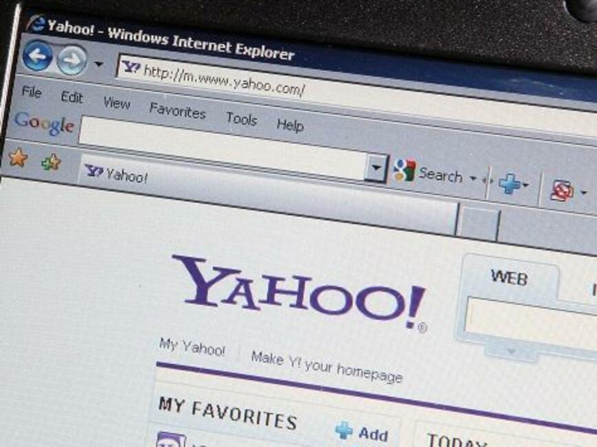 Yahoo стана жертва на хакерска атака