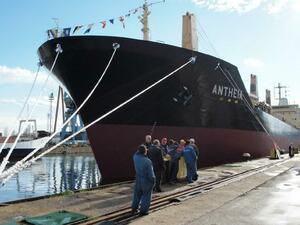 Разпродават на търг корабостроителницата в Бургас