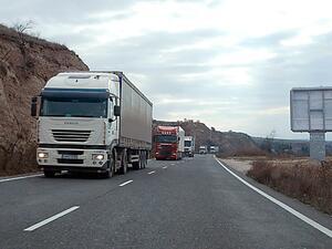 Ново транспортно напрежение на границата с Турция