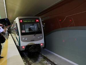 Разширението на метрото върви по план