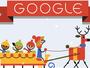 И Google ни поздравява за Коледа