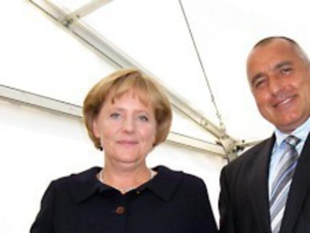 Меркел: България води стабилна финансова политика*