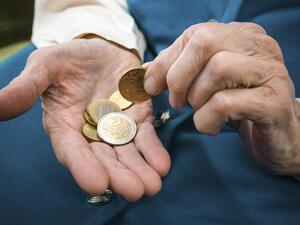 Базовата пенсия ще се повиши с 40% до 10 години