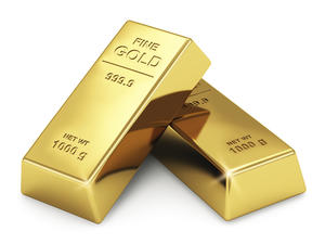 Цената на златото удари 5-годишното си дъно