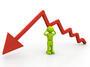 Нов сериозен спад отчете рублата