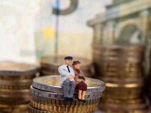 С 2,6% ще бъдат увеличени пенсиите от 1 юли