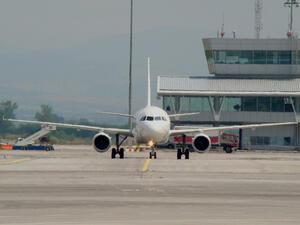 Над половин милион пътници са преминали през летище София през март