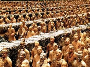 Китайските музеи приемат 900 милиона посетители годишно
