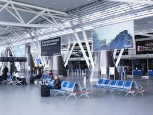 Обслужените пасажери на Летище София растат с над 37% през юни