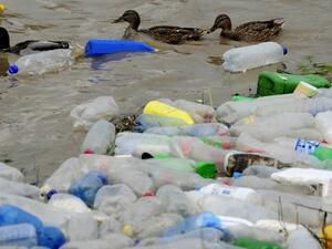 Земята скоро ще се превърне в пластмасова планета