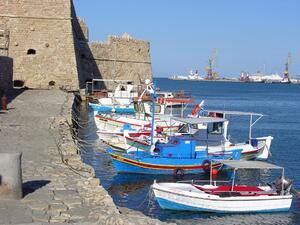 Ираклион и Атина са най-бързо развиващите се туристически дестинации в Европа