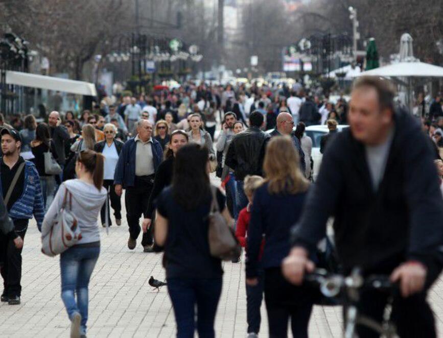 Наемите на главните търговски улици в големите градове у нас се повишават